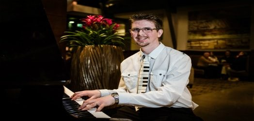 Paul Milligan, Wedding Pianist in Derbyshire