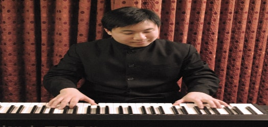 Solo pianist for weddings in the west midlands